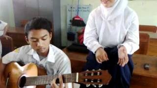 Video gaby - begitu indah cover by vania and iqbal (amateur) MP3, 3GP, MP4, WEBM, AVI, FLV Juli 2018