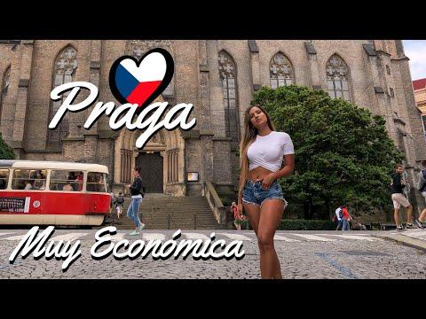 Lo MEJOR DE PRAGA I República Checa Vlog #1