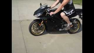 7. 2012 TRIUMPH DAYTONA 675 $8000 FOR SALE WWW.RACERSEDGE411.COM