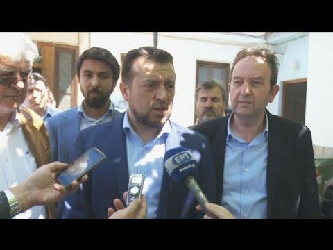 Ν. Παππάς: Η εντολή του ελληνικού λαού θα είναι καθαρή και δεν θα επιδέχεται αμφισβήτησης
