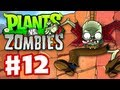 Plants vs. Zombies - Gameplay Walkthrough Part 12 - World 5 (HD)