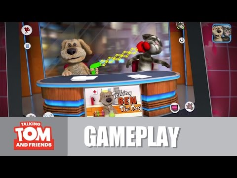 Video of Talking Tom & Ben News Free