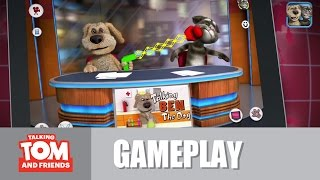 Talking Tom & Ben News YouTube video