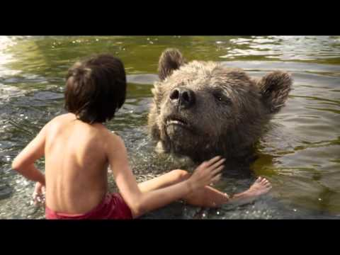 The Jungle Book (Clip 'Bare Necessities')