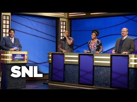 WATCH: Black Jeopardy