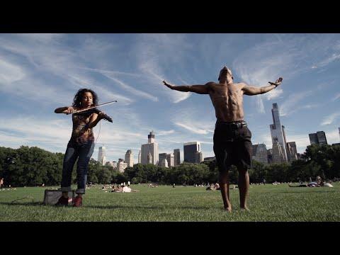 ブラジルの有名ダンサーNeguin、Secadaによる、生演奏セッションがやばすぎる!