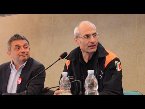 YouTube Video - Fabrizio Curcio, primo incontro pubblico