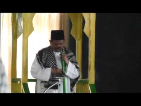 Khutbah Jum'at Tgk. H. Ahmad Tajuddin AB (Abi Lampisang)