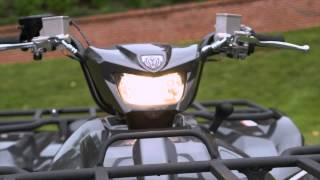 5. 2016 Yamaha Grizzly vs Kodiak