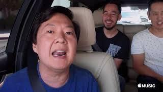 Linkin Park comparte  Carpool Karaoke  en memoria de Chester Bennington