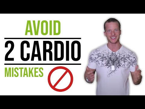 Avoid These 2 Common Mistakes When Doing Cardio To Lose Weight #LLTV