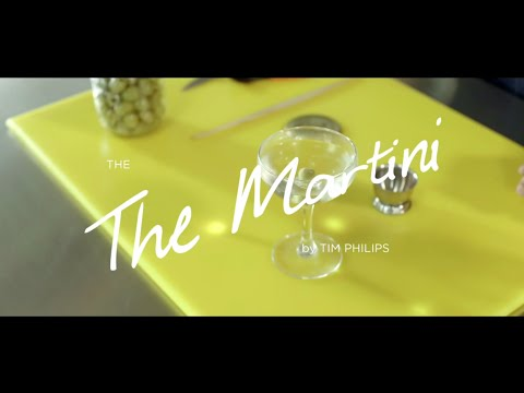 World Class: Classic Cocktails at home with Tim Philips - The Martini