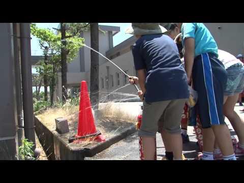 河西小学校「防災教室」(7月3日放送)
