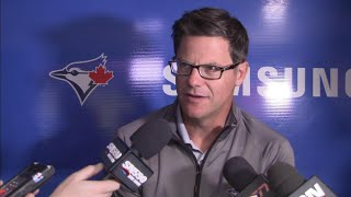 Ross Atkins takes questions from the media and discusses how the Toronto Blue Jays will approach the trade deadline and also look towards the future.