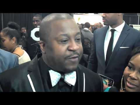 2014 Stellar Awards- Larry Callahan