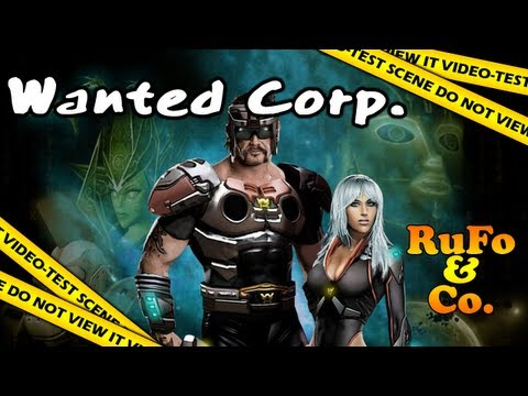 Wanted Corp. - Le Vidéo-Test de RuFo & Co