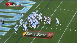 Sylvester Williams vs Maryland (2012)
