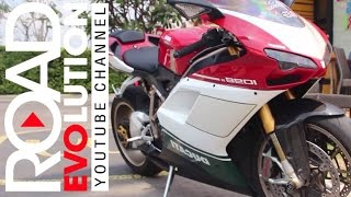 9. Road 2 Wheels : Ducati 1098s Tricolore (2007)