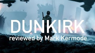 Mark Kermode reviews Dunkirk. As the German army surrounds them, Allied soldiers from Belgium, Britain and France must be evacuated as a fierce battle takes place around them.Please tell us what you think of the film -- or Mark's review of the film – below. We love to include your views on the show every Friday.http://www.bbc.co.uk/5liveFridays at 2pm on BBC 5 live.