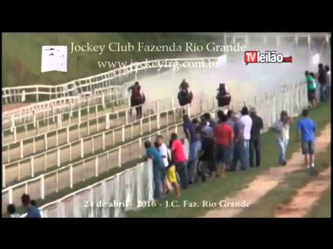 G.P. Haras Ponta Porã - Final (24-04-16) - Jockey Club Fazenda Rio Grande