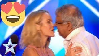 Video MOST ROMANTIC MOMENTS! | Britain's Got Talent MP3, 3GP, MP4, WEBM, AVI, FLV Januari 2019