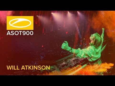 Will Atkinson: Live at A State Of Trance 900 (Jaarb ...