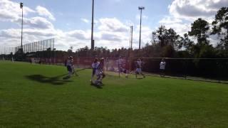 NTX 3v3 DP 01 Girls vs. Knoxville Celtic.