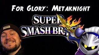 My first for Glory episode :D how does my metaknight look? Any recommendations for my next character?