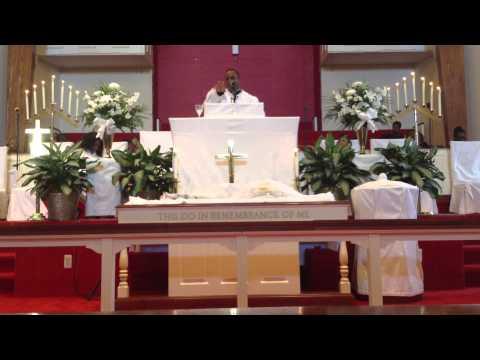 Pastor Eric Billips