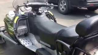 1. 2004 Ski Doo 550 Legend GT