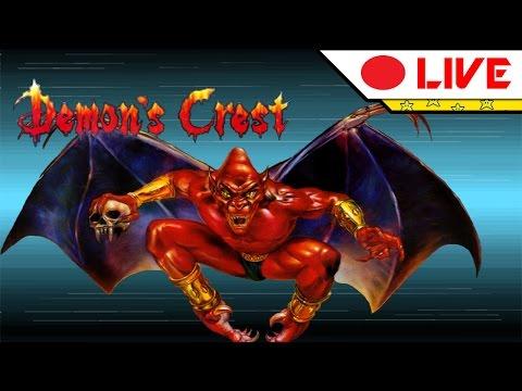 Demons Crest e Megaman X2 - Em busca da platina no Retroachievements