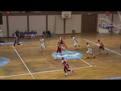 """10 kolo Grupa B KK""""Student″ – KK """"Priboj"""" 86:93"""