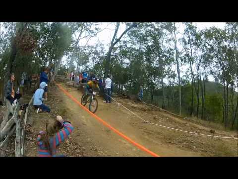 Toowoomba DH mtb race 2013