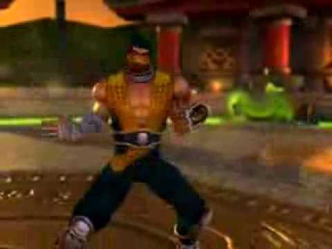 Mortal Kombat: Deadly Alliance #1