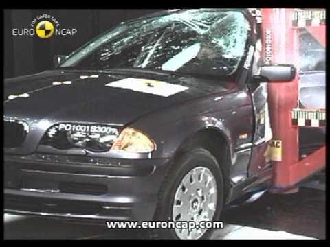 Euro NCAP | BMW 3 Series | 2001 | Crash test
