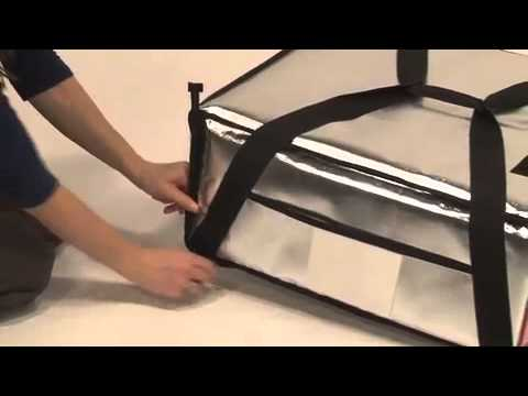 Ritz Foodservice New High Tech Pizza Carrier Video