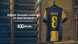 Video Aktifkan Ramadanmu by 100PLUS MP3, 3GP, MP4, WEBM, AVI, FLV Juli 2018