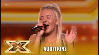 Video Molly Scott: Incredible 16 Year Old Is The Next Christina Aguilera?! | The X Factor UK 2018 MP3, 3GP, MP4, WEBM, AVI, FLV Januari 2019