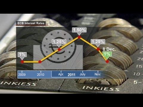 pourquoi la bce abaisse son taux directeur
