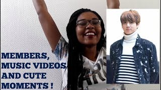 Video AM I AN ARMY YET ?? MY SECOND REACTION TO BTS | Ludi Reacts MP3, 3GP, MP4, WEBM, AVI, FLV Agustus 2018