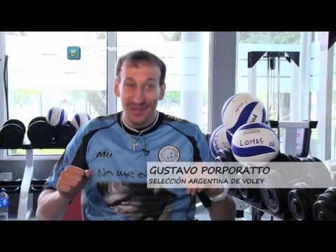 Hinchas de Selección: Gustavo Porporatto