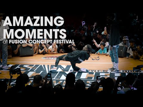AMAZING MOMENTS at Fusion Concept Festival 2019 // .stance