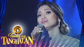 Nonton Tawag ng Tanghalan: Eumee Capile | Pangako Sa'Yo (Round 5 Semifinals) Film Subtitle Indonesia Streaming Movie Download
