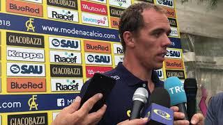 Modena-Castelfranco 3-0, le parole di Ferretti