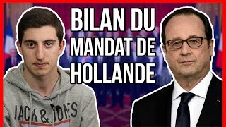 Video BILAN DU MANDAT DE FRANÇOIS HOLLANDE MP3, 3GP, MP4, WEBM, AVI, FLV Mei 2017