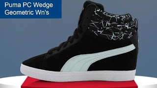 Puma Pc Wedge Geometric Wn's - фото
