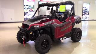 9. 2018 Polaris Industries Polaris GENERAL - New Side x Side For Sale - Elyria, OH