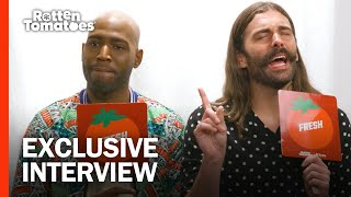 Video Yaaaas or Rotten: 'Queer Eye' Fab Five Rate TV & Movies | Rotten Tomatoes MP3, 3GP, MP4, WEBM, AVI, FLV Mei 2019