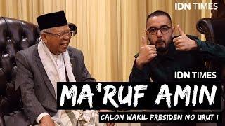 Video Suara Millennial - Season 1 [ Eps.16] Cara Ma'ruf Amin Gaet Millennials! MP3, 3GP, MP4, WEBM, AVI, FLV Desember 2018