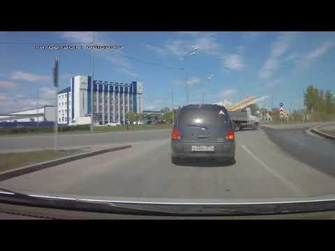 ДТП в Тюмени на кольце ММС-Щербакова